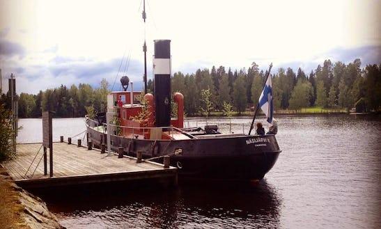 Steamship Näsijärvi Ii Private Cruises In Tampere, Finland