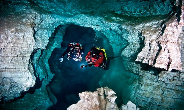 Diving Trips and Courses in Mangalia, Romania