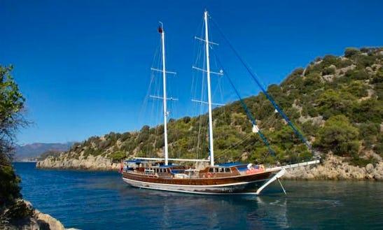 112' Sailing Gulet