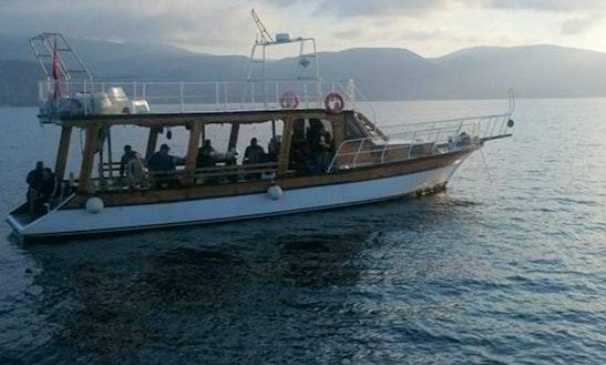 'neta' Fishing Boat Trips In Ildır Köyü