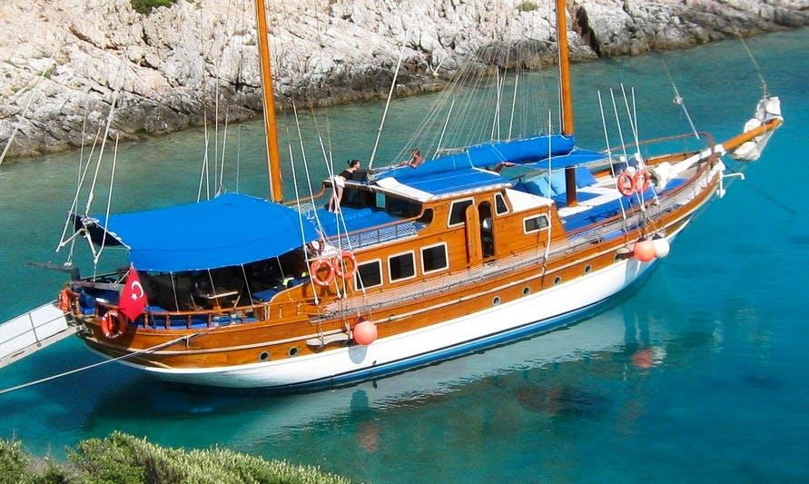 Saint Mary Sailing Trips in Turkey