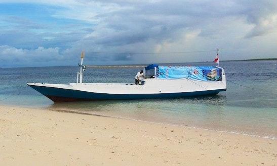 Snorkeling Trips Boat In Aikmel