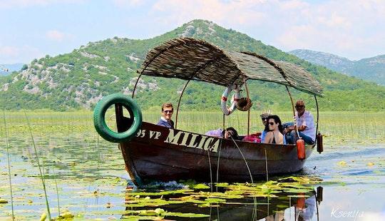 Boat Trips In Virpazar, Montenegro