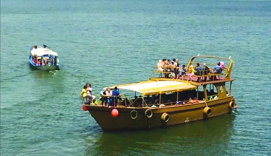 Daily Boat For Group Tour In Montenegro With Birdwatching And Snacks