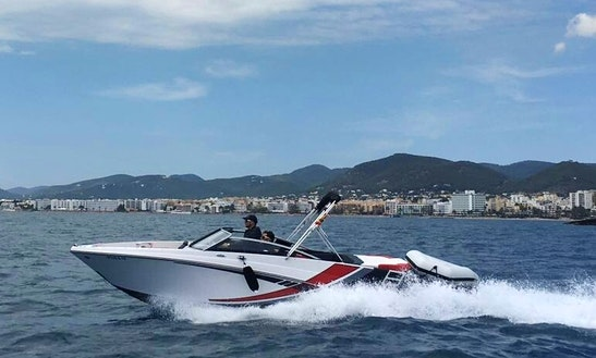 Inboard Propulsion Rental From Eivissa In Ibiza, Islas Baleares