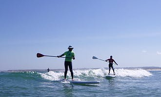 Stand Up Paddleboarding Experience in São, Portugal