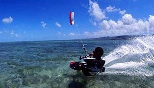 Learn Kiteboarding - Florianópolis, Santa Catalina, Brazil