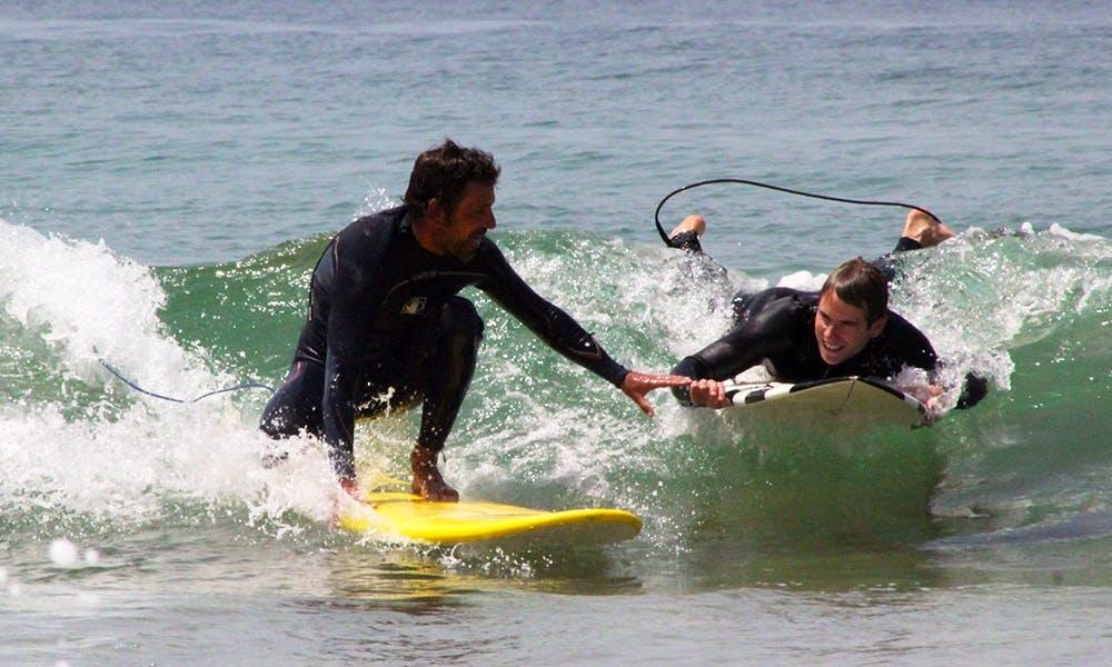Surf Lessons in Portugal - Aulas de Surf - Vila Nova de Milfontes