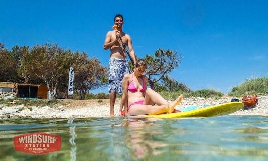 Paddleboard Rental In Premantura