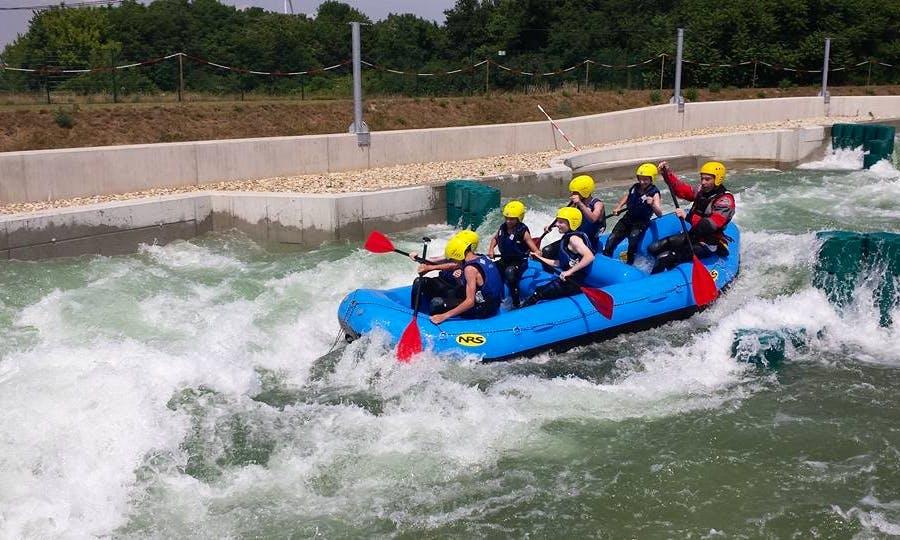 Rafting Trips in Wien, Austria
