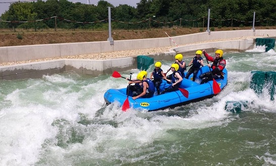 Rafting Trips In Wien