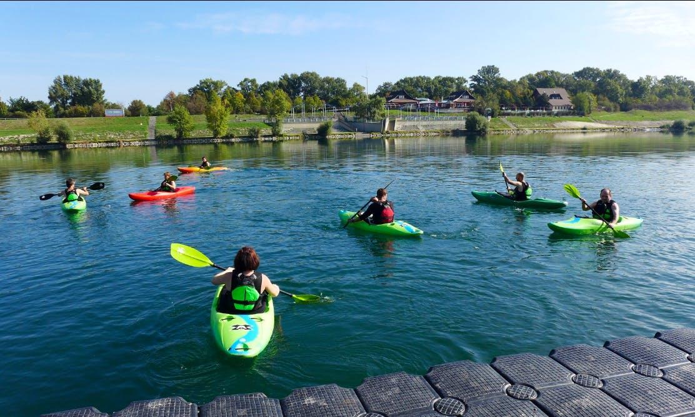 Kayak Courses in Wien, Austria