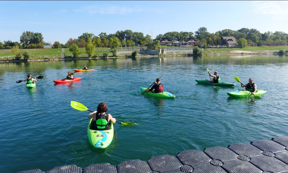 Kayak Courses in Wien, Austria