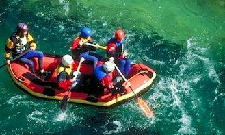 Rafting Trips in Gemeinde Wildalpen, Austria