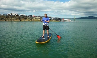 Stand Up Paddle Lessons in Auckland
