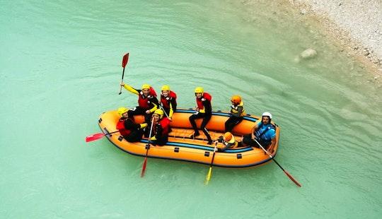 Rafting Trips In Bovec, Slovenia