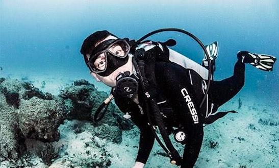 Learn To Scuba Dive In Malaysia