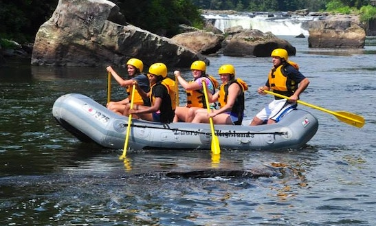 Great Rafting Trips In Muğla, Turkey