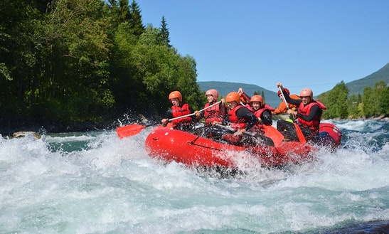 Have A Great Rafting Experience In Bovec, Slovenia