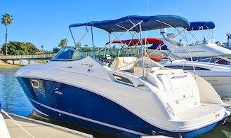 27' Sea Ray Sundancer Yacht - Captain & Fuel Included