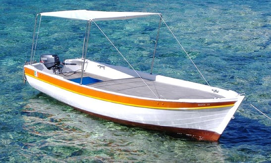 Rent A Boat In Italy! Barcha Selly - Le Forna Ponza