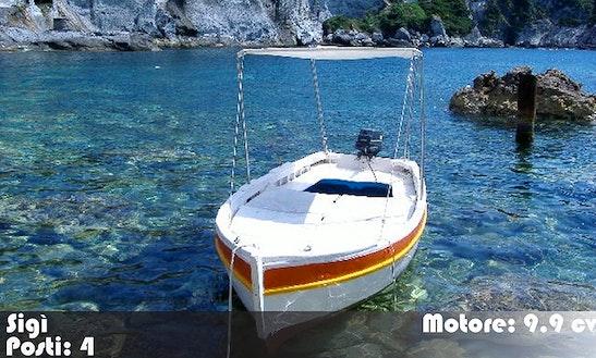 Barche Sigi - Le Forna Ponza