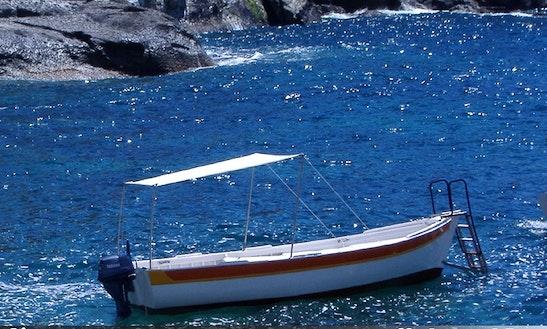 Barcha Gisì - Le Forna Ponza