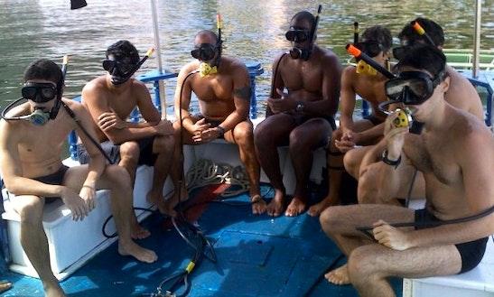 Diving In Rio De Janeiro