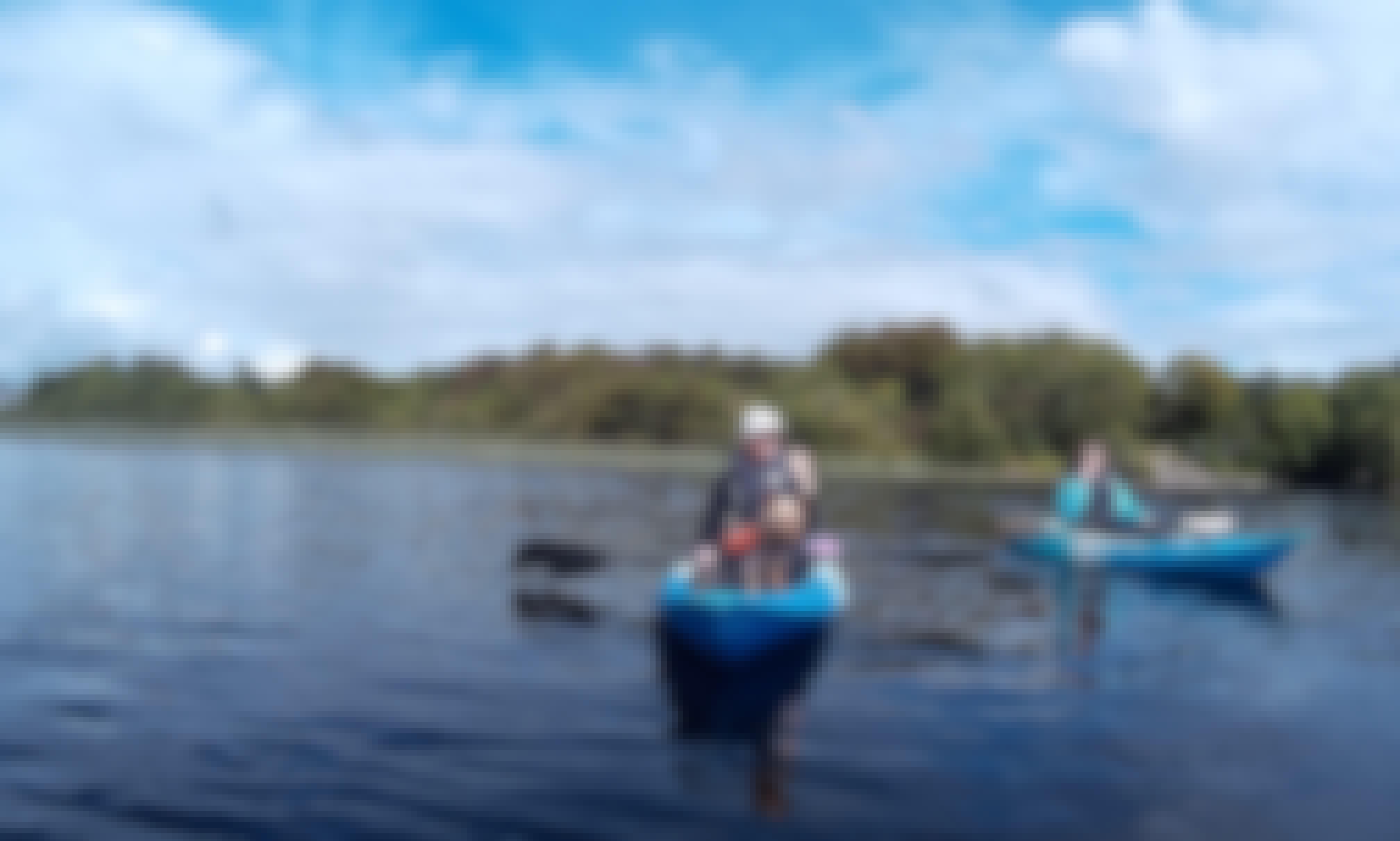 Kayak rental in Galway (Moycullen)