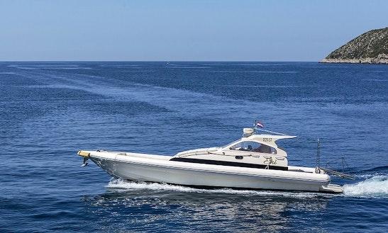 Rib Rent Luxury Speed Boat In Split