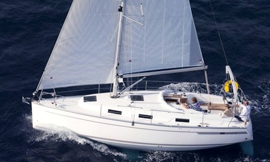 Bavaria 32 Cruising Monohull Rental In Gdynia, Poland