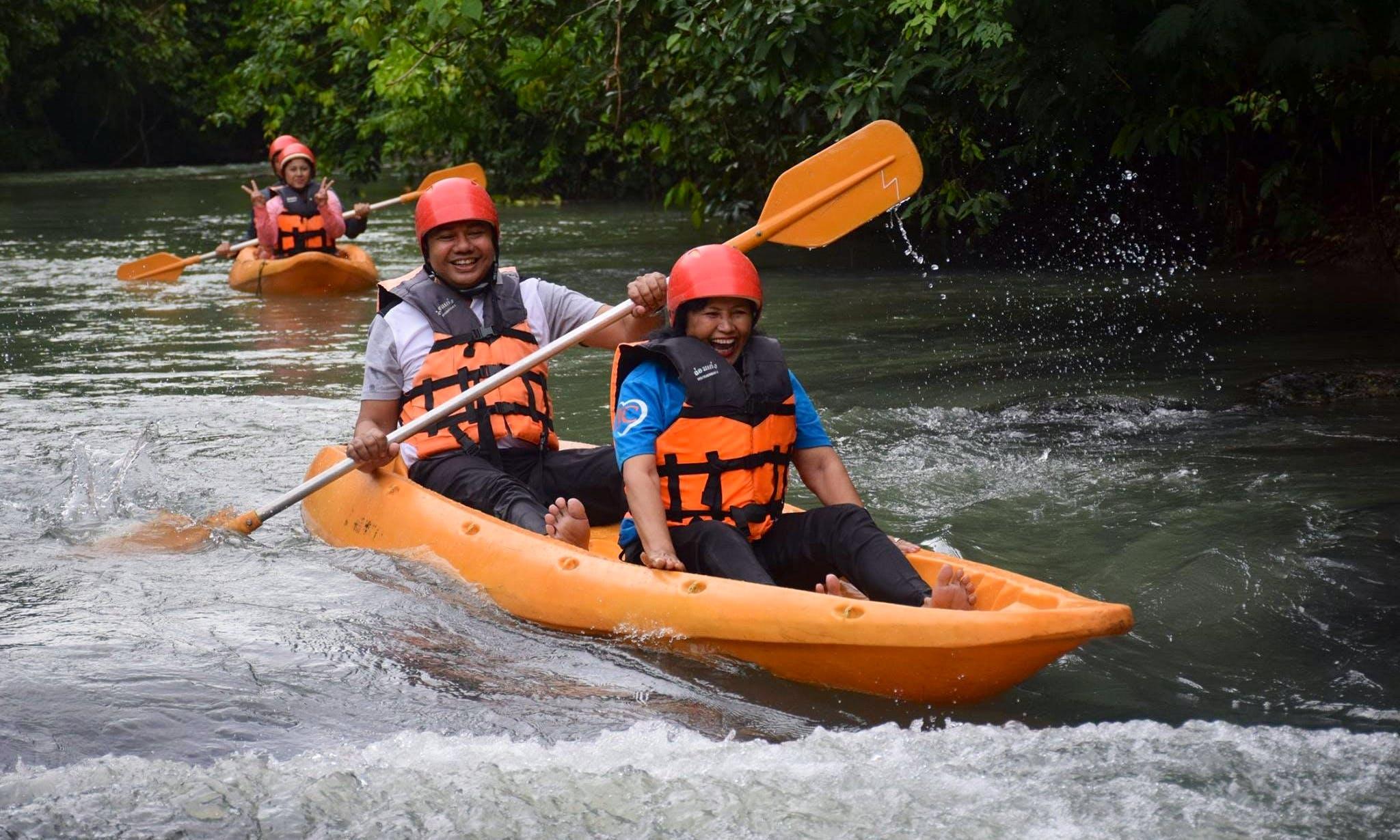 Kayak Tours in Chumphon, Thailand