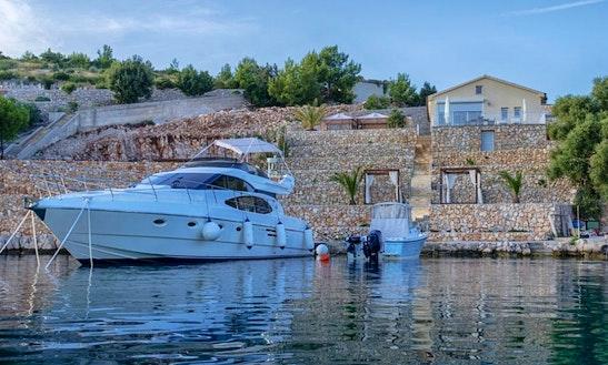 Azimut 52 Fly Power Mega Yacht Charter In Split