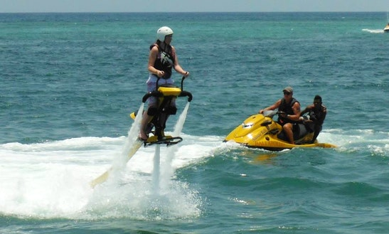 Flyboarding Tour In Kuta Selatan