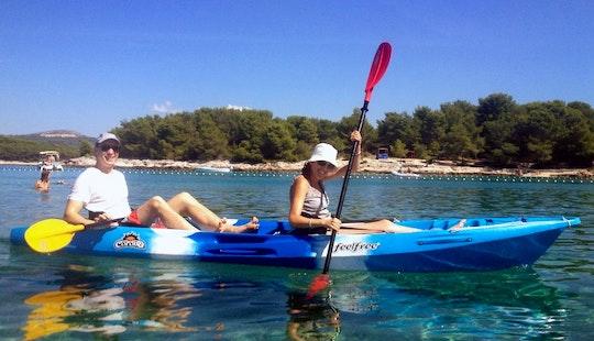 Pakleni Islands Kayak Adventure Ready To Book From Hvar
