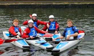 Single Kayak Rental and Courses in Cavan, Ireland