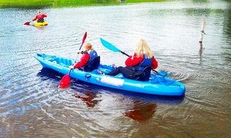 Double Kayak Rental and Introductory Kayak Courses in Cavan, Ireland