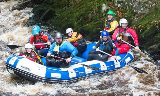 Rafting Trips in Donegal, Ireland