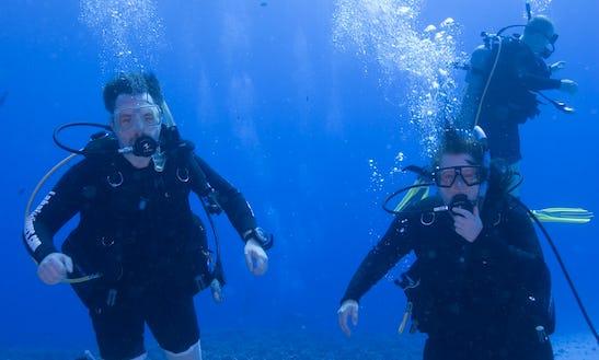 Diving Tour In Kaleüçağız Turkey