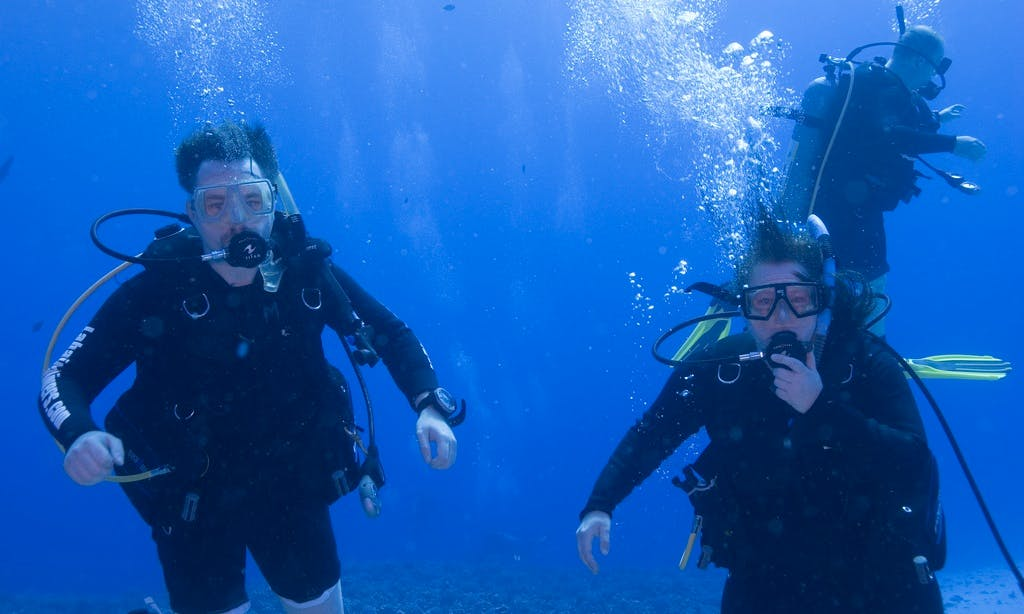 Diving Tour in Kaleüçağız Turkey