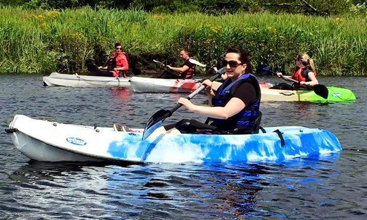 Single Kayak Tours in Wexford, Ireland