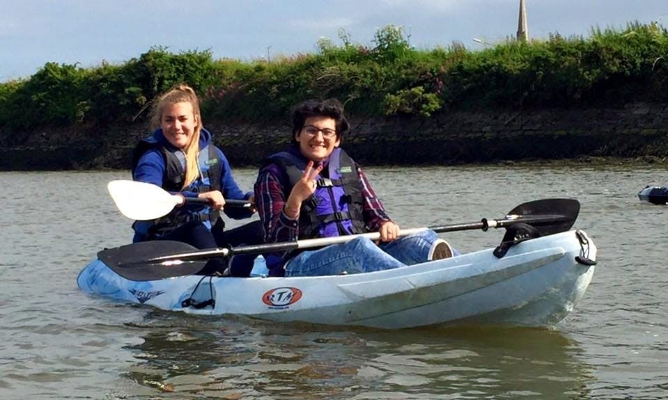 Double Kayak Tours in Wexford, Ireland