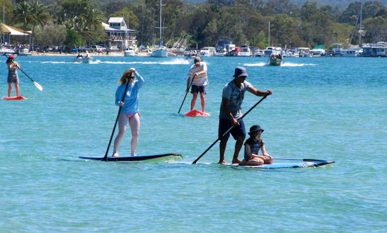 Hire Paddleboard In Noosaville