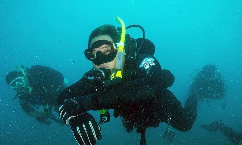 Diving Courses in Taiwan