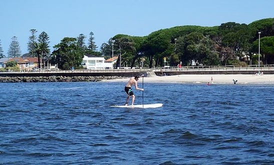 Paddleboard Lessons And Hire In Monterey, Australia