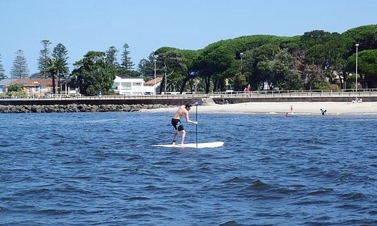 Paddleboard Lessons And Hire In Monterey