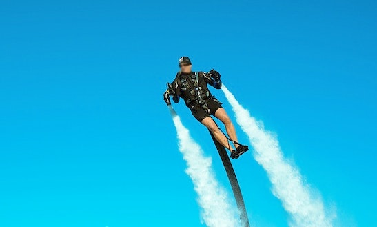 Water Jetpack Rentals And Lessons In Michigan