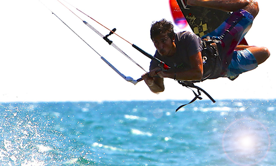 Kite Boarding Lessons In Montenegro