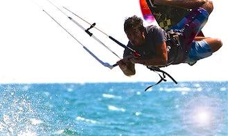 Kiteboarding Lessons in Montenegro