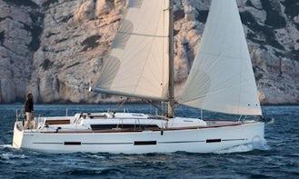 """Anamari"" Dufour 412 GL Cruising Monohull Charter in Bibinje"